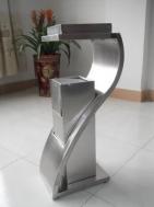 广州不锈钢垃圾桶防指纹油