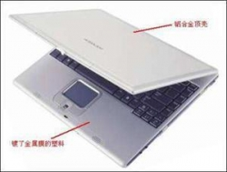 广州电脑防指纹油|喷砂面电脑外壳防指纹油|镁合金