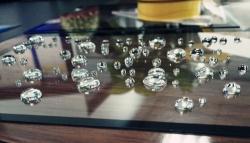 广州平板电脑玻璃防纹油