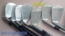 广州高尔夫球头防指纹油