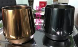 天津不锈钢杯纳米涂层